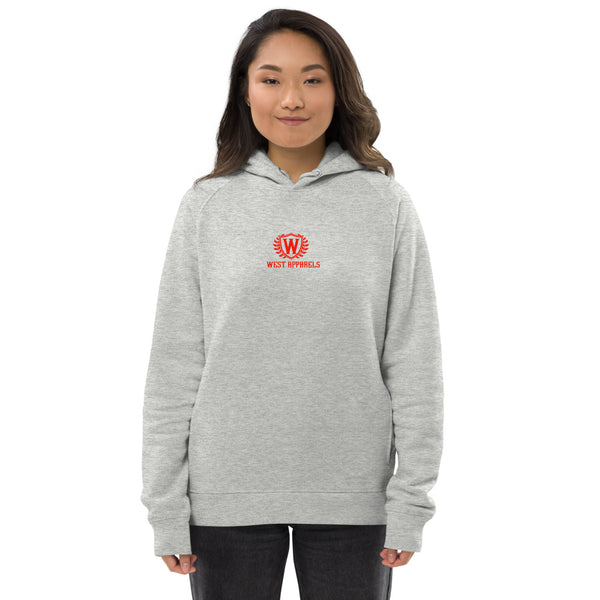 Women West Apparels Fleece Pullover Hoodie