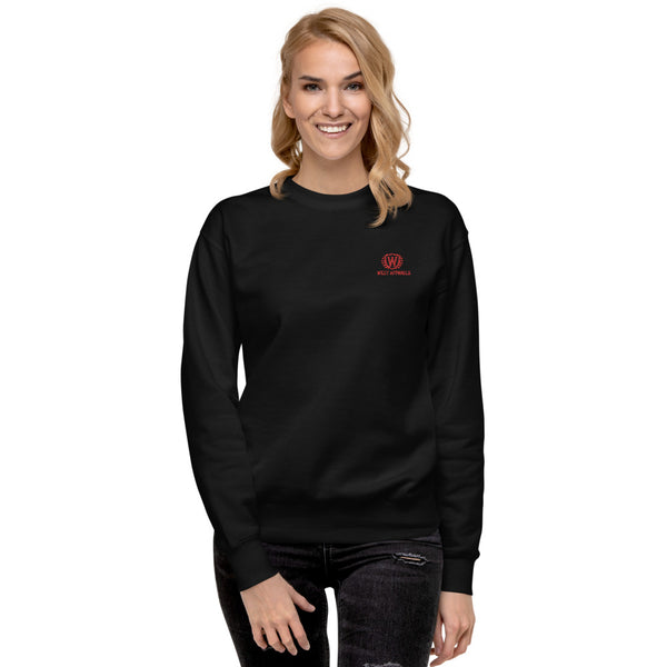 West Apparels Crewneck Fleece Pullover Sweater