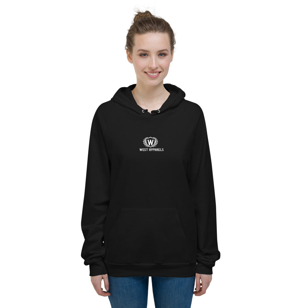 West Apparels Women's Basic Pullover Hoodie Loose fit Ultra Soft Fleece Hoodie