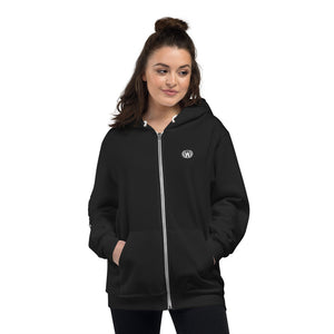 West Apparels Women's Active Full Zip Up Long Sleeve Hoodiesweater