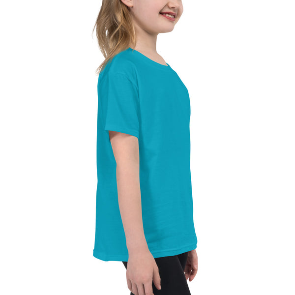 West Apparels Crewneck Girl's Short Sleeve T-Shirt