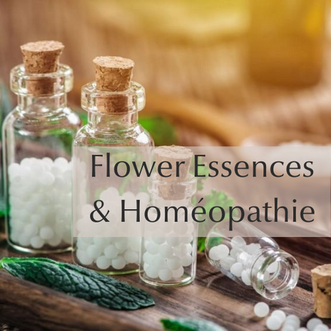 Luxe Tribe Wellness Dispensary - Flower Essences & Homeopathy