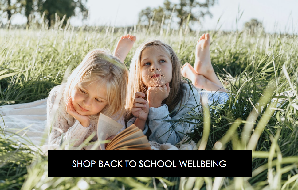 Luxe Tribe Wellness Dispensary - Back to Schoo Wellbeing Feb 2021
