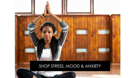 Yoga for Stress, Mood and Trauma - Luxe Tribe Wellness Dispensary