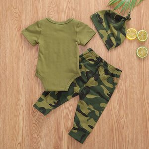 Camo Cuties- Coordinating Cuties