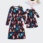 Merry Everything- Mommy and Me Christmas Dress