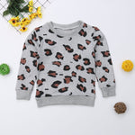 Rawr-Leopard-Mommy and Me sweater