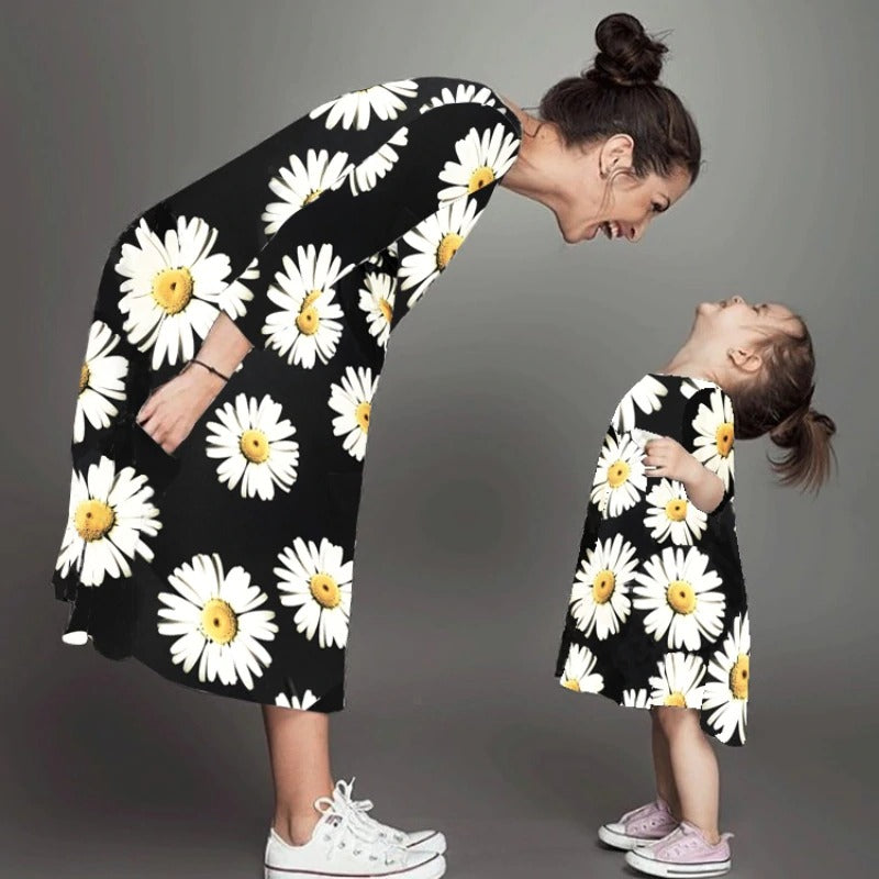 Oopsy Daisy- Mommy and Me Dress