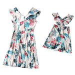 Bloom Baby-Floral Dress-Mommy & Me Dresses