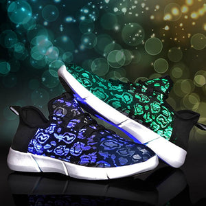 You Light Up My Life Sneakers- Shoes