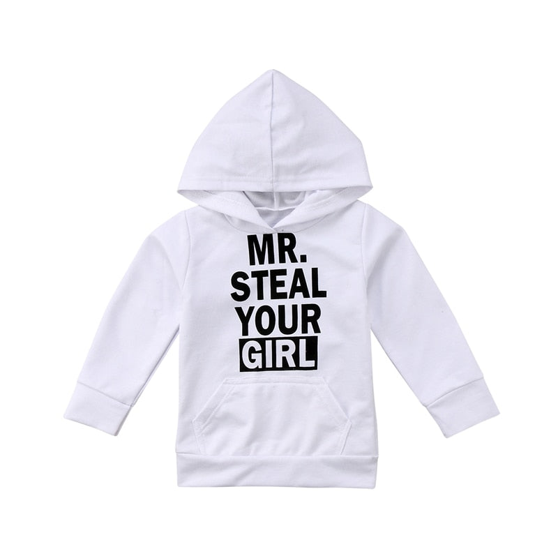Mr. Steal Your Girl- Hoodies