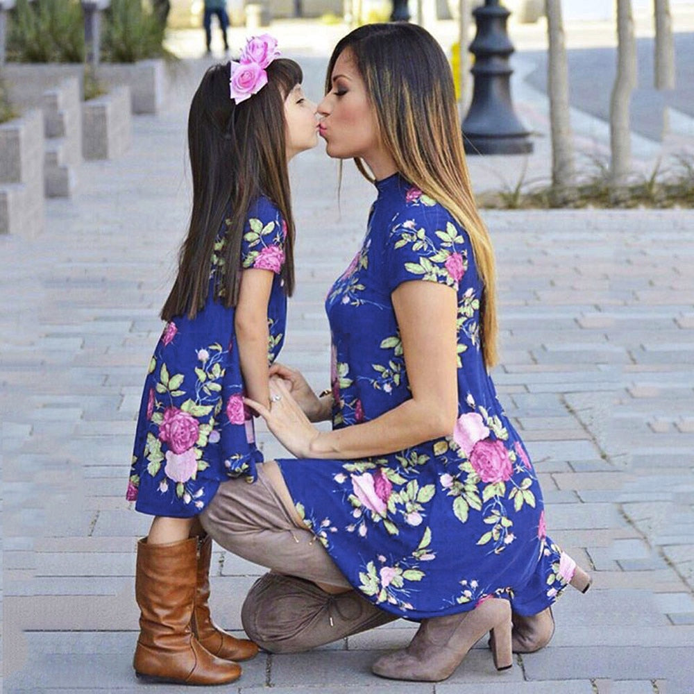 Secret Garden dresses- Mommy and Me Dresses