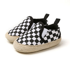 Checkered Vibes- Shoe