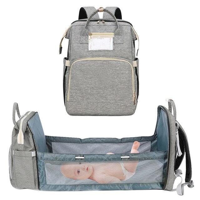 Portable Baby Bassinet 1