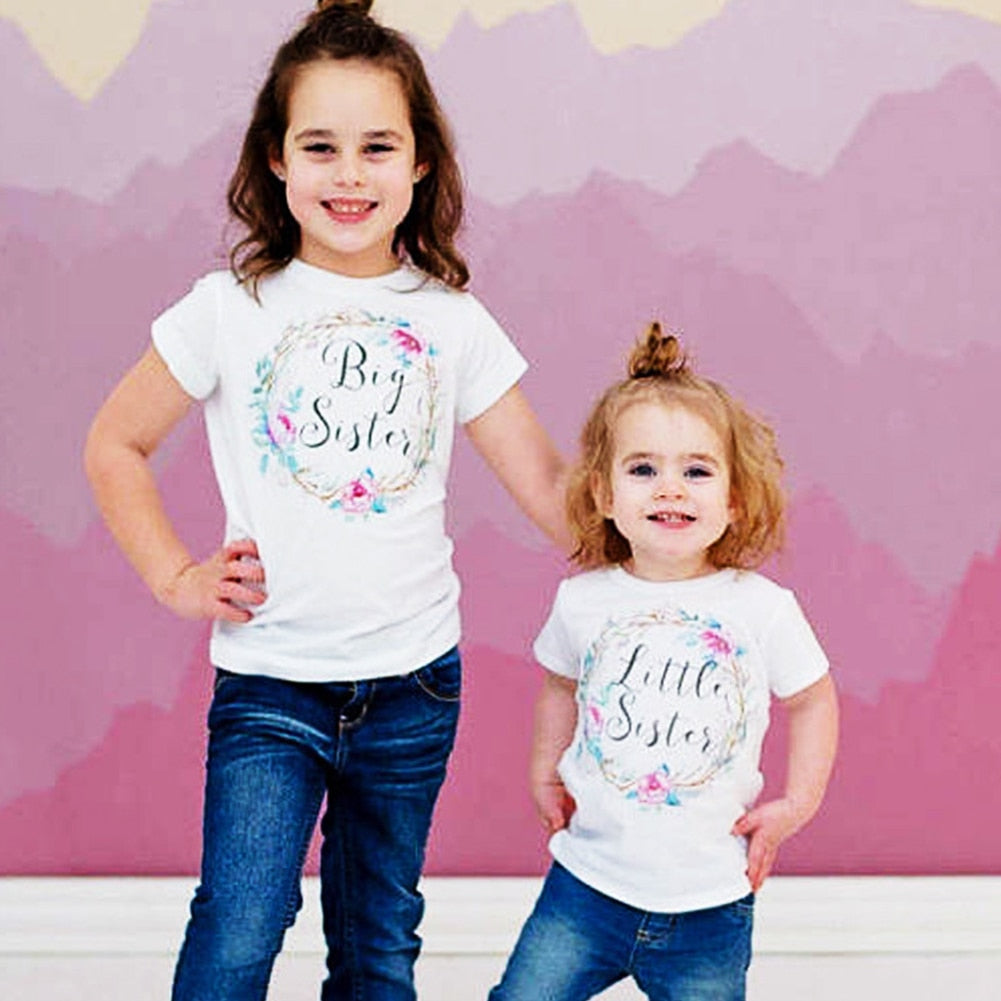 Little Big Sister Tees