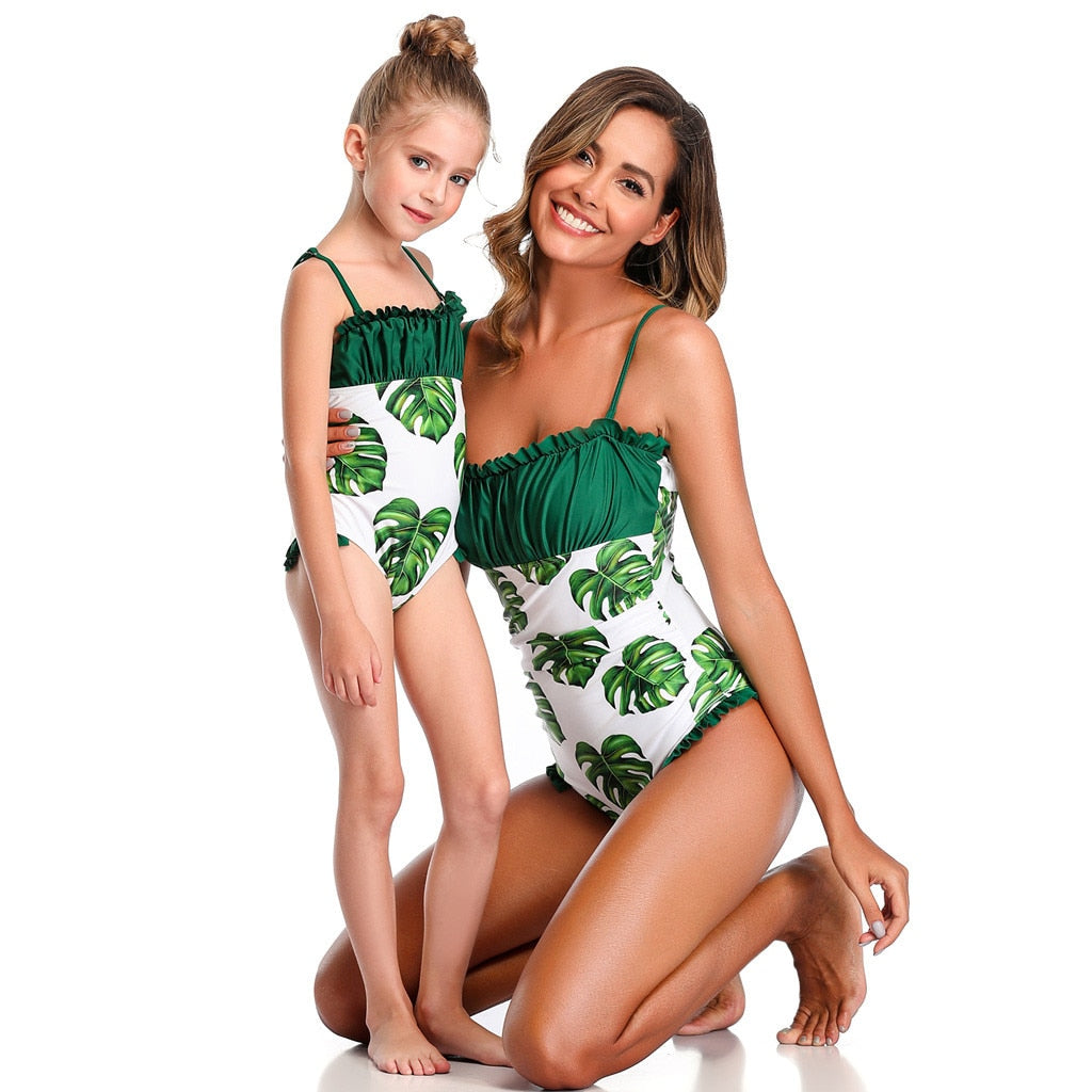 Mommy and Me Swimwear