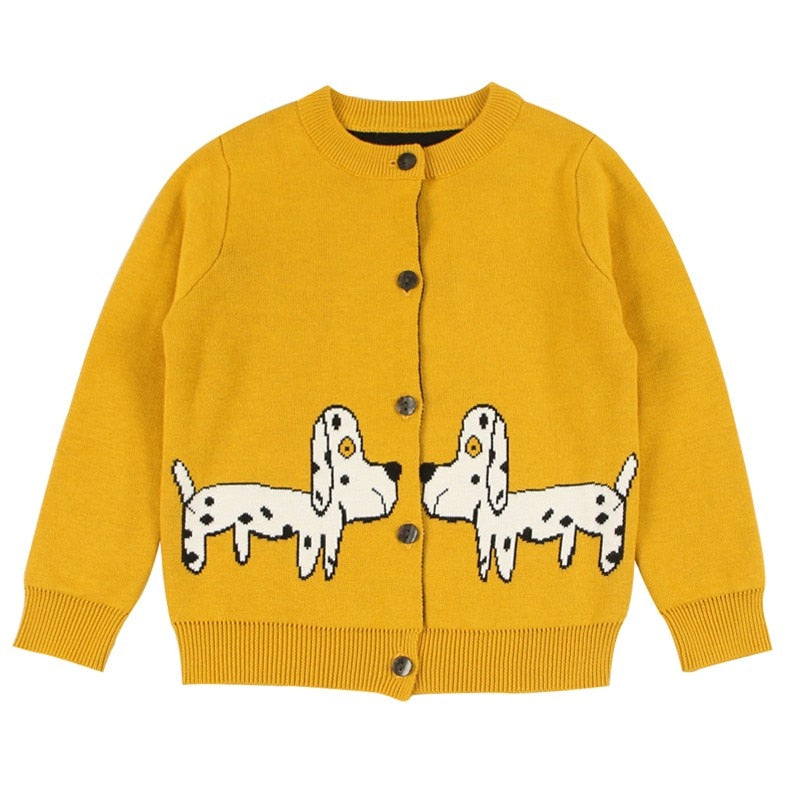 Puppy Love- Mommy and Me Sweater