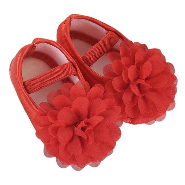 What in Carnations- Shoes
