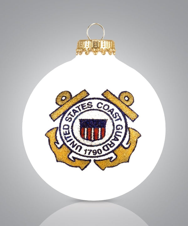US Coast Guard Ornament