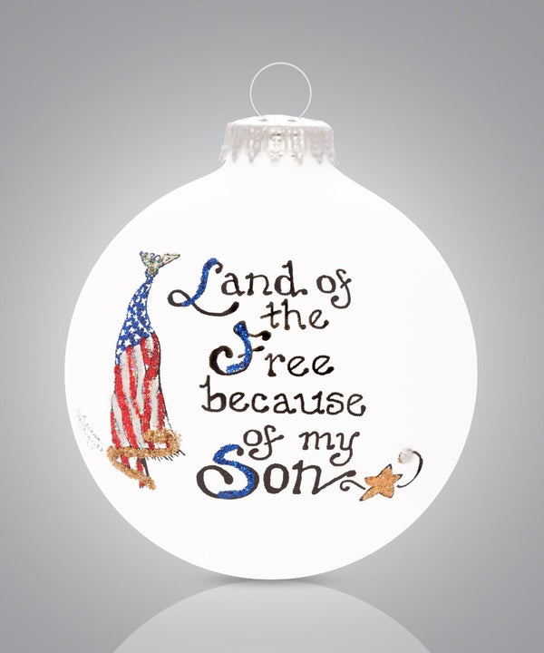 Son - Land of the Free Ornament