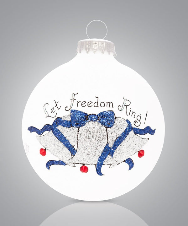 Let Freedom Ring Ornament