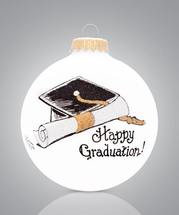 Happy Graduation Ornament