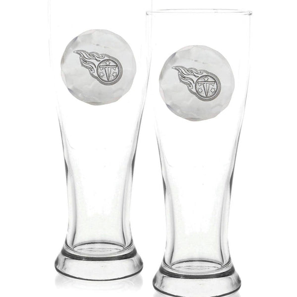 Tennessee Titans 2-Piece Pilsner Set