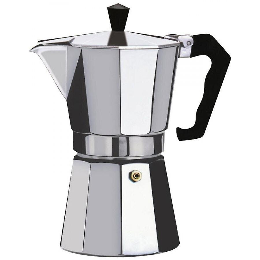 Pezzetti Italexpress Aluminium Moka Pot - 6 Cup - Wexford Coffee Roasters