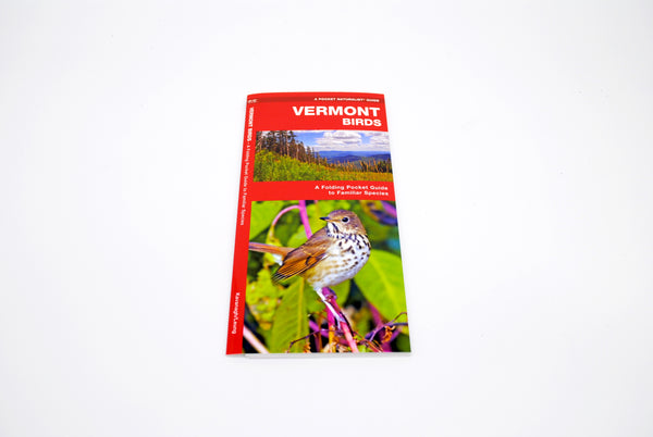 Vermont Birds Pocket Naturalist