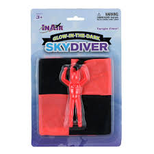 Glow Skydiver