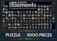 The Elements 1000-Piece Jigsaw Puzzle