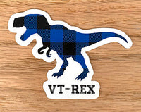 VT-Rex Sticker