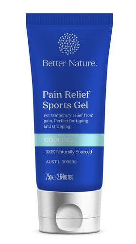 Better Nature Pain Relief Sports Gel - Spinal Wellness