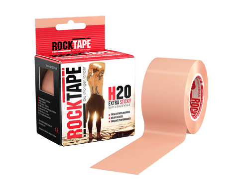 Rocktape H20 10cm x 5m - Spinal Wellness