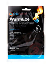 Load image into Gallery viewer, 50 Pack - CRYODERMA WARM-EZE HEAT PATCHES - Spinal Wellness