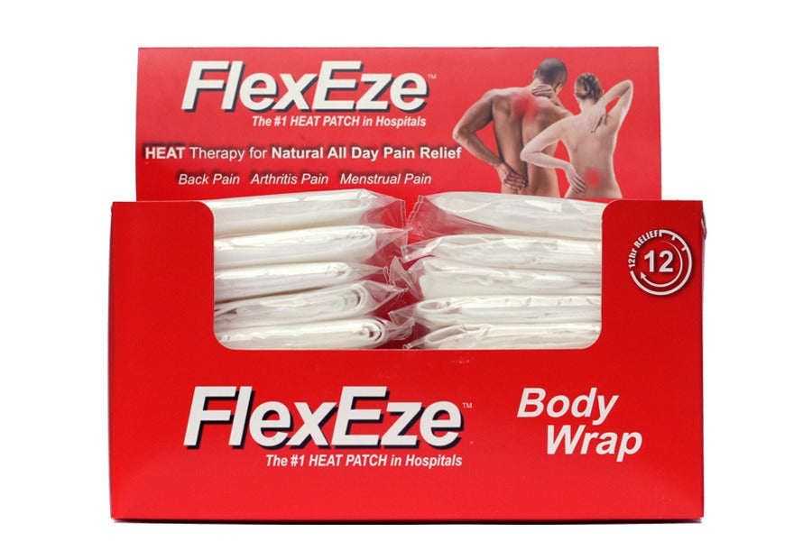 Flexeze Heat Wrap