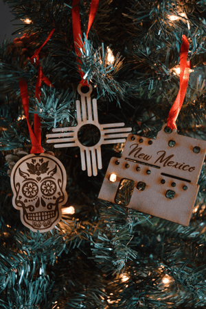Wood Ornaments - Free Shipping - TFTWood