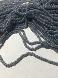 10/0 Czech AB Rainbow Seed Beads  Discontinued Colors