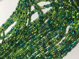 "10/0 Multi Color Multi Finish Czech Seed Bead Mix 120""  Discontinued Colors"