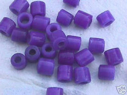Royal Tube Beads 8mm 4 Hemp Purse Handle 4mm Hole