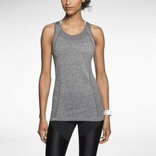 Load image into Gallery viewer, Nike Dri-FIT Knit Women's Running Tank Top - Grey