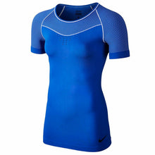 Load image into Gallery viewer, Nike Women's Pro Hypercool Limitless Top - Game Royal/White