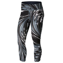 Load image into Gallery viewer, Nike Women's Epic Lux Crop Training Tights - Thunder Blue/Black