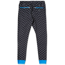 Load image into Gallery viewer, Nike X Undercover Gyakusou Shield Runner Pants - Black/Blue Spark