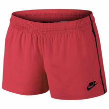 Load image into Gallery viewer, Nike Women's Bonded Woven Running Shorts - Orange