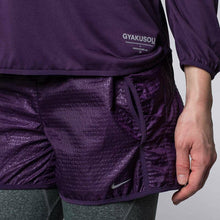 Load image into Gallery viewer, Nike x Undercover Gyakusou Embossed Woven Women's Running Shorts - Grand Purple