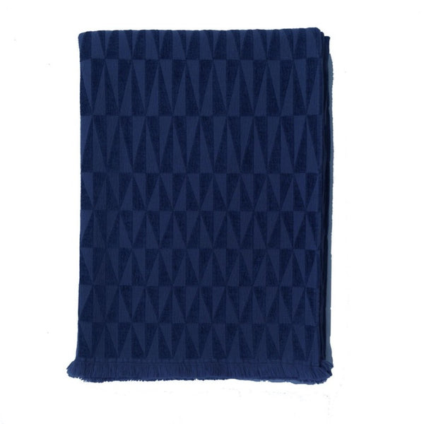 APEX THROW - NAVY/CLASSIC BLUE