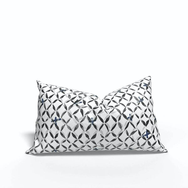 PILLOW IN CHAINLINK - DUSK