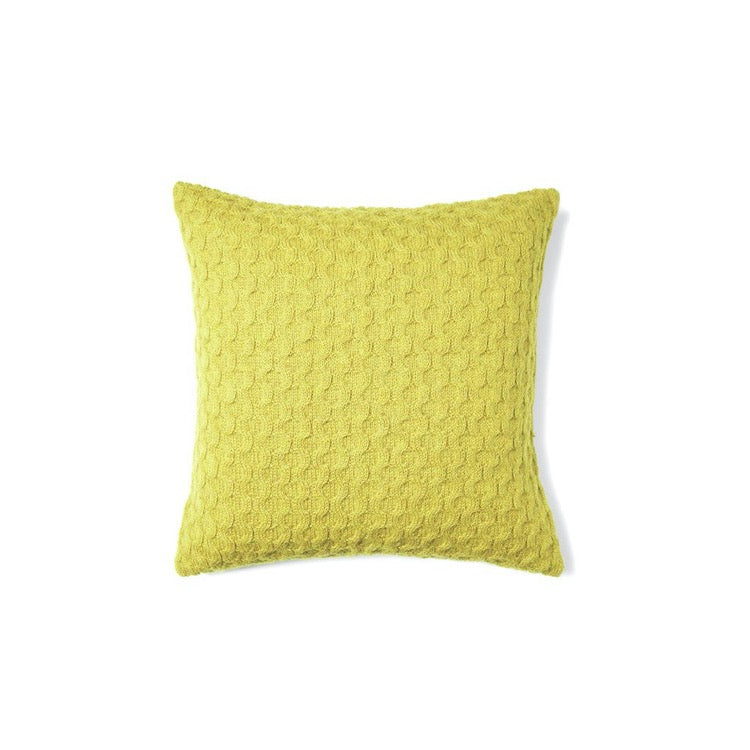THEO SQUARE PILLOW - CITRUS