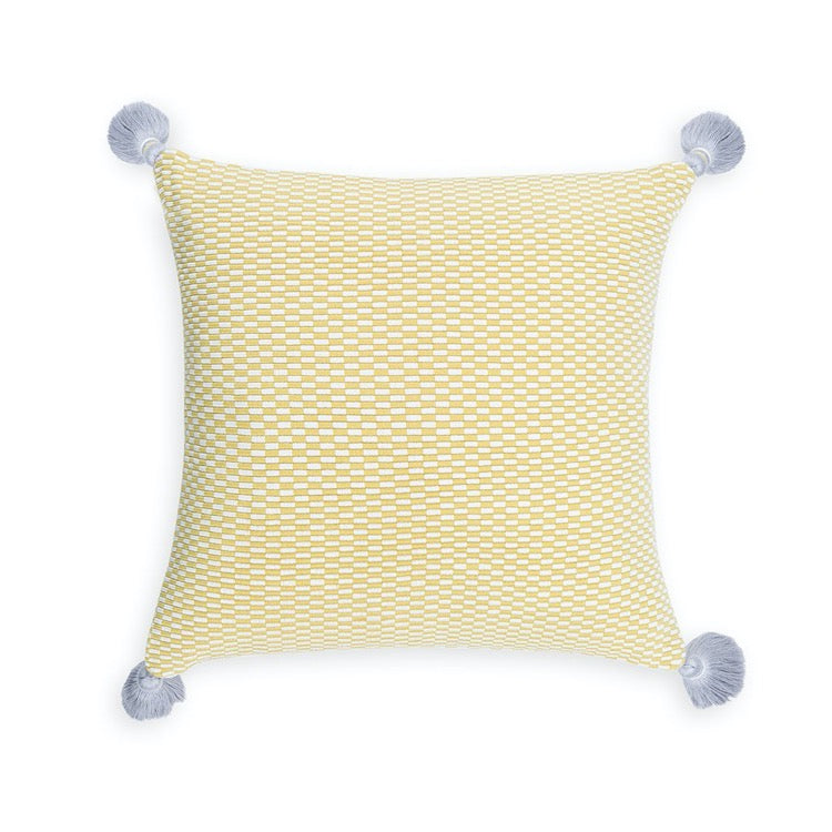 PILLOW IN ELLA - CITRUS/NATURAL